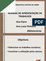 Normalização-de-Trabalhos-Biblioteca