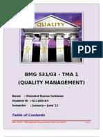 TMA1-BMG531-031100165