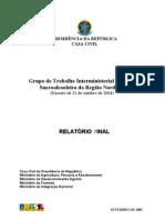 __Casa Civil - Relatorio Final GT Sucroalcooleiro - 2005