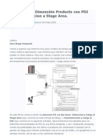 Pasos de Parametros en PDI