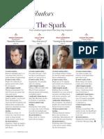 The Spark - O Magazine February 2012