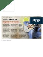 Ziggy's Warm Weather Playlist - O Magazine July 2011
