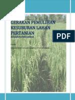 Strategi Pemulihan Degradasi Lahan Kab. Jember