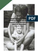 Artigo Maternidade e Paternidade Completo