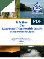 El Trifinio Experiencia Trinacional de Gestion Compartida Del Agua