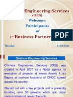 Onshore Engineering Services