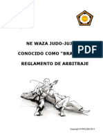 Reglas de Ne Waza Jiu-jitsu''Brazilian''