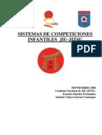 Sistema Competiciones Infantiles JiuJitsu 2006