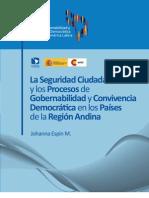 Seguridad Ciudadana en Amercia Latina