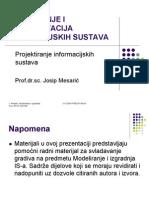 p1-Modeliranje i Implementacija Informacijskih Sustavaii