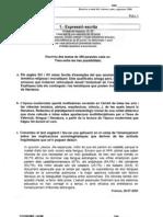 Nivell 3 (Superior). Examen de valencià de setembre, 2008