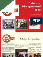Boletin Turismo y Discapacidad I- II