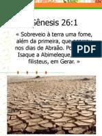 Isaque No Deserto de Deus