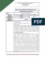 Formato Diseño Curricular TITULADA  TO (.)
