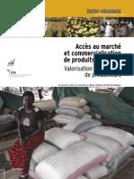 Accès au marché et commercialisation de produits agricoles