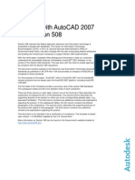 AutoCAD 2007 White Paper Working With AutoCAD 2007 and Section 508