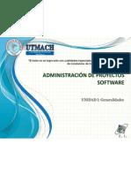 Administracion de Proyectos Software