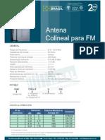 PDF Antena Colinear Para FM