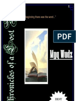 Chronicles of a Lost Poet by Myq Wudz
