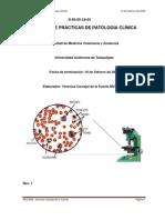 Patología Clínica