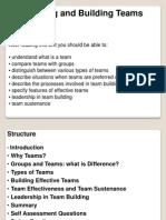 Module1 Team Building