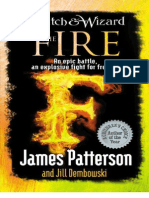 Witch & Wizard_The Fire - James Patterson