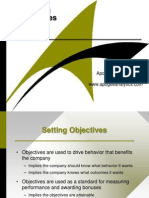 Setting Objectives[1]