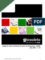 Glossrio EAD