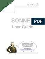 SoNNet User Guide