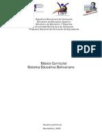 Basico+Curricular+Sistema+Educativo+Bolivariano