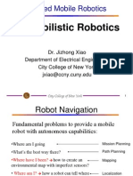 2 Probabilistic Robot