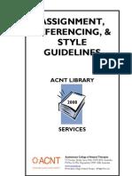 LI Referencing (2008) v6