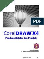 Modul Corel Draw X4