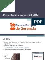 Presentación de EEG