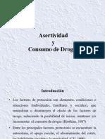 Asertividad y Consumo de Drogas