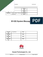 EV DO System Messages 20050106 a 1.0