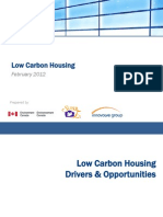 Low Carbon Housing. Amanda Kramer