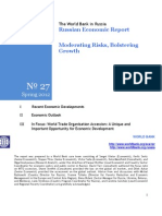 2012 - Russia Economic Report - WB