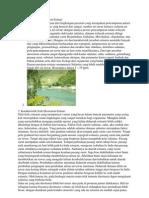 Pengertian Ekosistem Estuari