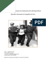 Asociación para la erradicación de la ideología liberal. Angelillo de Uixó