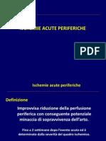 Ischemia Acuta (Infermieristica)