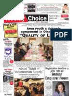 Weekly Choice - April 12, 2012