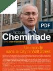 Profession de Foi de Jacques Cheminade - Election Présidentielle 2012 - Premier Tour