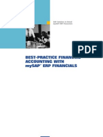 Best-Practice Financial Accounting With MySAP ERP Financials