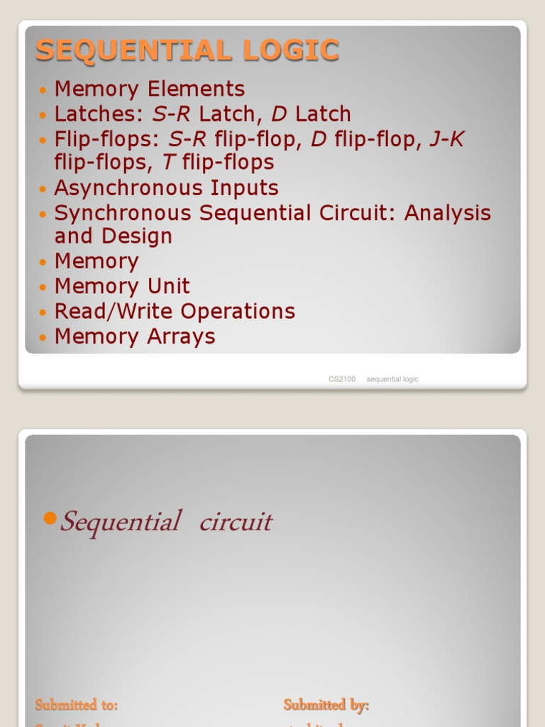 Sequential Circuit Electronic Circuits Digital Electronics And Logic Diagram For The Conversion Of Sr Flip Flop To Jk