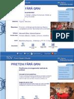 Tcv Proiect Prieteni Fara Grai