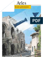 Arles circuits piétonniers