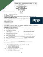 12-15-08 Agenda