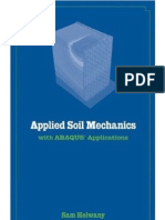 Sam Helwany - Applied Soil Mechanics With ABAQUS Applications (CH.1)