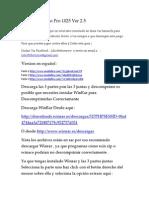 Guia YGO Pro Ver 2.5 1025 Español